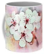 Apple Blossoms Pink - Digital Paint Coffee Mug