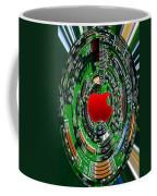 Apple Computer Abstract  Coffee Mug