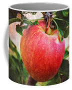 Apple On The Tree Coffee Mug