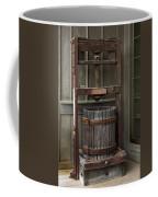 Apple Press Coffee Mug