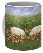 Apple Sows Coffee Mug