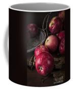 Apple Still Life Coffee Mug