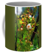 Apple Tree In April Coffee Mug