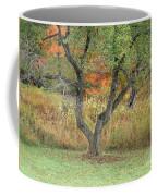 Apple Tree In Autumn Coffee Mug