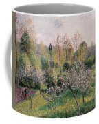 Apple Trees In Blossom Coffee Mug