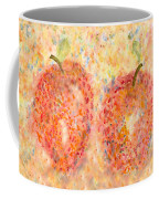 Apple Twins Coffee Mug