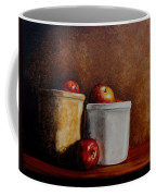 Apples And Jars Coffee Mug