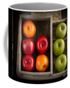 Apples Coffee Mug