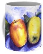 Apples Paired Coffee Mug