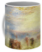 Approach To Venice Coffee Mug