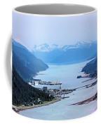 Approaching Juneau Coffee Mug