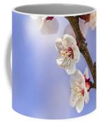 Apricot Flowers Coffee Mug