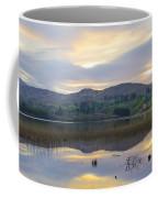 April In Donegal - Lough Eske Coffee Mug