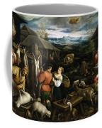 April. Taurus Coffee Mug