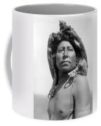 Apsaroke Medicine Man Coffee Mug