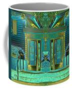 Aqua House 2 Coffee Mug