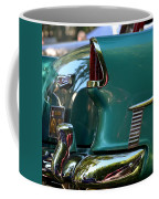 Aqua Marine Blue Chevy Coffee Mug
