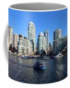 Aqua Ride Coffee Mug