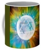 Aquarian Moon Yuga Coffee Mug