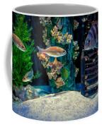 Aquarium Art Coffee Mug