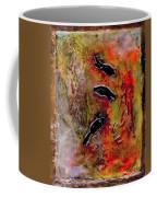 Aquarium Encaustic Coffee Mug