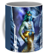 Aquarius Coffee Mug by Ciro Marchetti