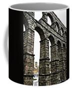 Aqueduct Of Segovia - Spain Coffee Mug by Juergen Weiss