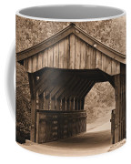 Arabia Mountain Covered Bridge Coffee Mug