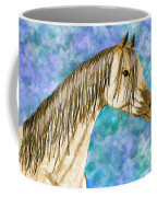Arabian Sketch  Digital Effect Coffee Mug