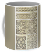 Arabic Tile Designs  Coffee Mug