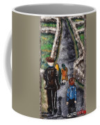 Aran Island Walk Coffee Mug