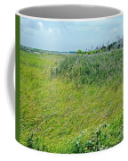 Aransas Nwr Coastal Grasses Coffee Mug