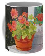 Arbor Gallery Steps Coffee Mug by Mary Ellen Mueller Legault