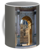 Arc De Triomphe Du Carrousel Coffee Mug