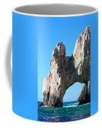 Arch At Land's End Coffee Mug