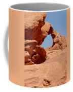Arch At Valley Of Fire State Park Coffee Mug