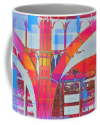 Arch Five  - Architecture Of New York City Coffee Mug