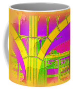 Arch Four - Architecture Of New York City Coffee Mug
