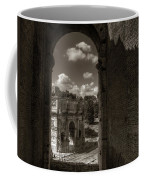 Arch Of Constantine From The Colosseum Coffee Mug