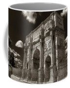 Arch Of Constantine Coffee Mug
