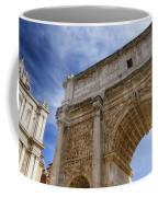 Arch Of Septimius Severus Coffee Mug