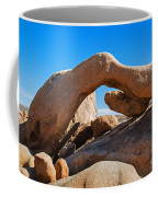 Arch Rock - Joshua Tree National Park  Coffee Mug
