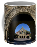 Arch To Memorial Church Stanford California Coffee Mug