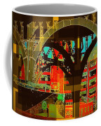 Arch Two - Architecture Of New York City Coffee Mug