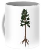 Archaeopteris Prehistoric Tree Coffee Mug