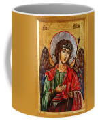 Archangel Michael Icon Coffee Mug