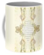 Archangel Michael Remove Fear  Coffee Mug