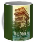 Arche De Triomphe Mood Coffee Mug