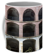 Arched Brick Portals Fort Point San Francisco Coffee Mug