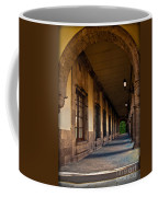 Arched Corridor Coffee Mug